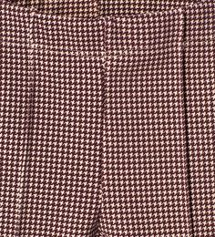Image 5 of Houndstooth trousers from Zara