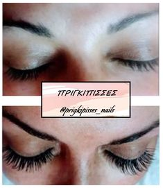 eyelashes extensions by prigkipisses_nails! 3d Eyelash Extensions, Eyelashes, Nails, Amazing, Lashes, Finger Nails, 3d Lash Extensions, Ongles, Nail