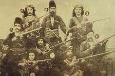 The Hnchakian resistants in Shabin-Karahisar