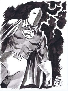 Doctor Fate by Francesco Francavilla Comic Art