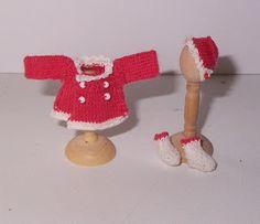 Las Cosas de Meapunto: Abrigo en rojo, con el TUTORIAL de PILAR 6373