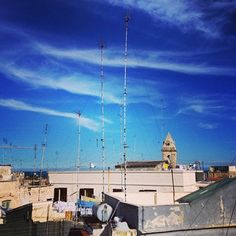 @Valeria Viappiani Il cielo di #bari #weekendbari