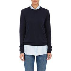MAISON MARGIELA elbow patch sweater. #maisonmargiela #cloth ...