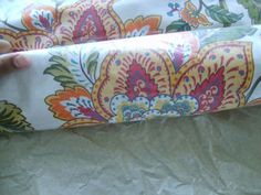 A dear friend's birthday – the gift was ready, but all I had was crumpled brown paper – not perfect, but then I hate the perfection of store-bought wrapping paper. Roll gift (a pair of … Crumpled Paper, Paper Ribbon, Brown Paper, Decorating Blogs, Cushion Covers, Ribbons, Recycling, Rest, Wraps