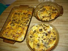 Freezer Meals: Breakfast Casserole | A Proverbs WifeA Proverbs Wife