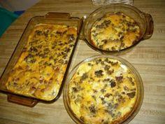 Freezer Meals: Breakfast Casserole | A Proverbs WifeA Proverbs Wife