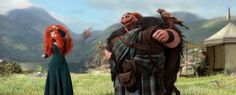 Welcome to another funny new Pixar's Brave trailer in honor of the NFL draft.