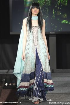 Asif and Nabeel 2011 collection, Pakistani bridal couture