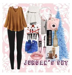 """""""Jordan's Set"""" by grahamtaylor840 on Polyvore featuring Wall Pops!, Vera Bradley, Polo Ralph Lauren, Forever 21, Fujifilm, WithChic, Nanette Lepore, Philipp Plein, Beats by Dr. Dre and Maybelline"""