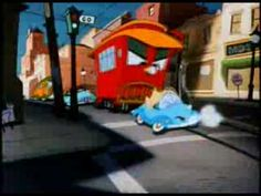 Susie the Little Blue Coupe... definitely one for the little ones.  I grew up watching this movie at my grandparents.