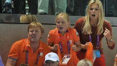 Festejo de la Reina Máxima de Holanda