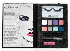 ELF Essential Enchanted Beauty Book Palette #thisishalloween #halloween