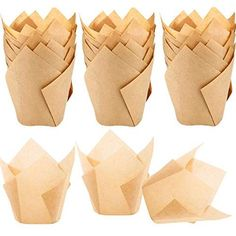 48 Standard Pinwheel Baking Cupcake Liner Papers Cup