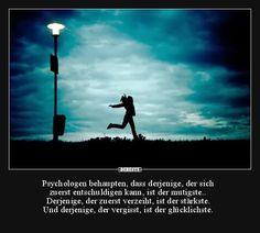 Psychologen behaupten, dass derjenige, der sich zuerst.. | Lustige Bilder, Sprüche, Witze, echt lustig