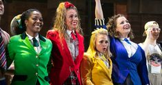 Quick Fire News: Heathers tour, Joshua Henry and Magic Mike Live, Jd And Veronica, Theatre Royal Haymarket, Carrie Hope Fletcher, Cocktail Maker, Patti Lupone, Heathers The Musical, Musical Theatre Broadway