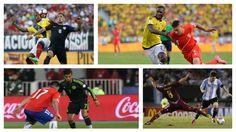 Copa América 2016: los favoritos de cuartos y las posibles semifinales
