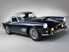 1958 Ferrari 250 GT California Spyder ... | The Classic Car Feed - Classic and antique cars | specialcar July 2015