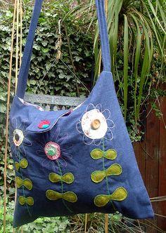 bluebag by mollys mum, via Flickr