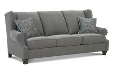 Clayton Marcus Chatham Sleeper Sofa Available At Lauteru0027s Fine Furniture  #ClaytonMarcusFurniture #SleeperSofas
