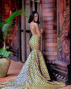 African prom dress African clothing for women Ankara gown African gown African maxi dress African Prom Dresses, Ankara Gowns, African Dress, Ankara Dress, African Wear, African Fashion Ankara, African Print Fashion, African Style, African Print Wedding Dress