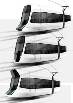 Tramway on Behance