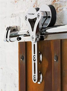Gentil Barn Door Hardware