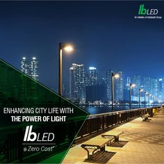 Transforming the urban architecture through innovating lighting schemes @ZeroCost. Know more at http://www.indiabullsled.com/products/list/city-beautification/8