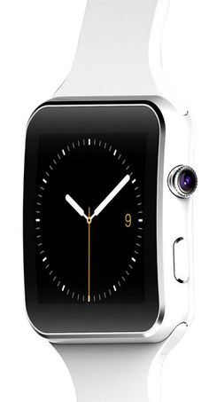 New Bluetooth Smart Watch X6 Smartwatch sport watch For Apple iPhone Android Phone With Camera Electronics - Wearable Technology - Clips, Arm & Wristbands - Women's Smart Watches for Sport - http://amzn.to/2kHNvw9