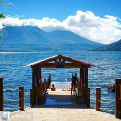 http://OkAtitlan.com  @androotf: Tanning deck - #Lake #Atitlan #Guatemala #ILoveAtitlan #AmoAtitlan #travel #CentralAmerica #Solola #LakeAtitlan #OkAtitlan