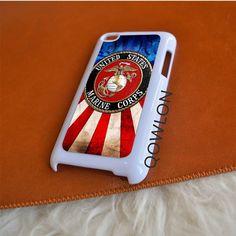 US Marine Flag iPod Touch 4 | 4TH GEN Case