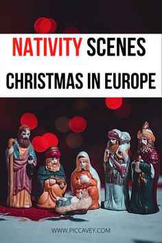The tradition of the Nativity scene in Spain, Italy and Europe. The origins of the Bethelem scene across the world and its history. Christmas traditions in the mediterranean Christmas In Spain, Christmas Holidays, Carnivals, Andalucia, Learning Resources, Holiday Outfits, Christmas Traditions, Origins, Wonderful Places