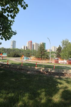 PARK IN THE CITY:As the largest urban park in Canada, with more than 160 kilometres of maintained pathways and 20 major parks, the River Valley is a natural wonder for all Edmontonians to be proud of. Urban Park, Natural Wonders, Pathways, Baseball Field, Parks, Canada, River, City, Nature