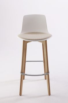 #Lottus barstool, by Lievore Altherr Molina & ENEA.