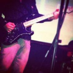 Guitar. Rock.