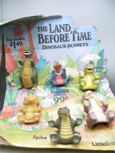 land before time pizza hut toys - Google Search Pizza Hut Restaurant, Dinosaur Puppet, Land Before Time, Google Search, Toys, Toy, Games, Beanie Boos