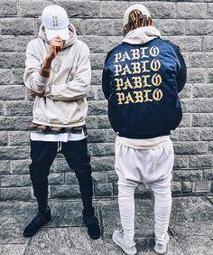 Pablo street style
