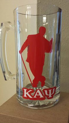 Check out this item in my Etsy shop https://www.etsy.com/listing/247600925/kappa-alpha-psi-tumbler-cup Kappa Alpha Psi Fraternity, Alpha Kappa Alpha, Zeta Phi Beta, Delta Sigma Theta, Beer Stein, Tumbler Cups, Surprise Baby, Cooler Painting, Graduation Parties