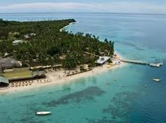Image result for satellite photos of fiji waters mamanuca islands plantation island