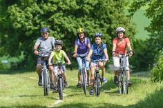 We've rounded up the best spots in New Jersey for a family bike-riding excursion. Pack up your bikes and head out to one of these great locations!