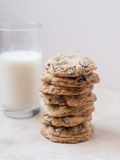 Gluten Free Loaded Chocolate Chip Cookies | Recipes | NoshOnIt