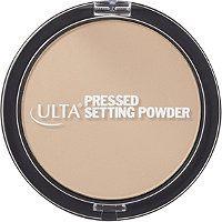 ULTA - Pressed Setting Powder in Fair to Light (fair to light with cool undertones) #ultabeauty