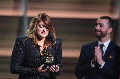 Nantucket's Meghan Trainor wins best new artist Grammy - The Boston Globe