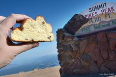 Pikes Peak, Colorado, USA, At 14,115 feet (4,302 m) foto: Pavel Dolejš