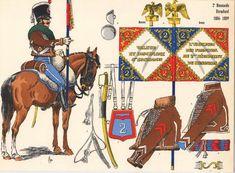 Ussari del 2 rgt. ussari francese