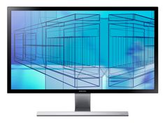 "SAMSUNG 28"" UHD LED HDMI/DP WITH HDMI/DP CABLE MON (Scratch & Dent)  $409.99"