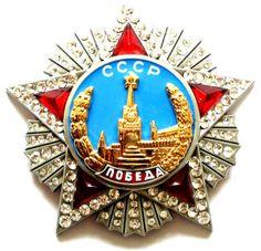 MAY 9 - HAPPY VICTORY DAY! С ДНЁМ ПОБЕДЫ! SovietJewelry.com