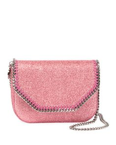 e4d9e7162023 Falabella Mini Glitter Box Bag Stella Mccartney Falabella