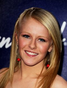 Hollie Cavanagh - American Idol finalist