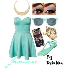 Jasmine (Summer time madness)