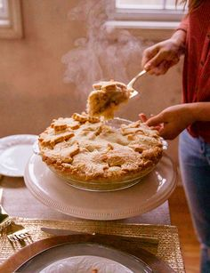 Brown Bag Apple Pie Recipe
